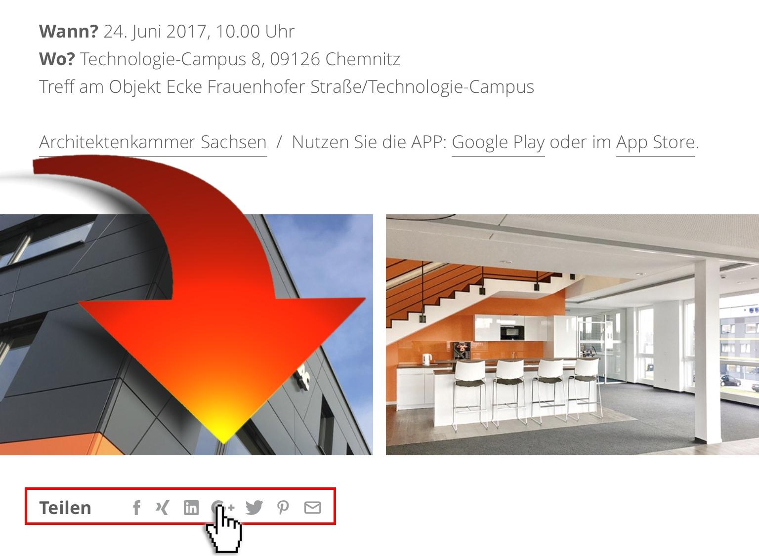 www.bps-architektur.de - weitersagen leicht gemacht