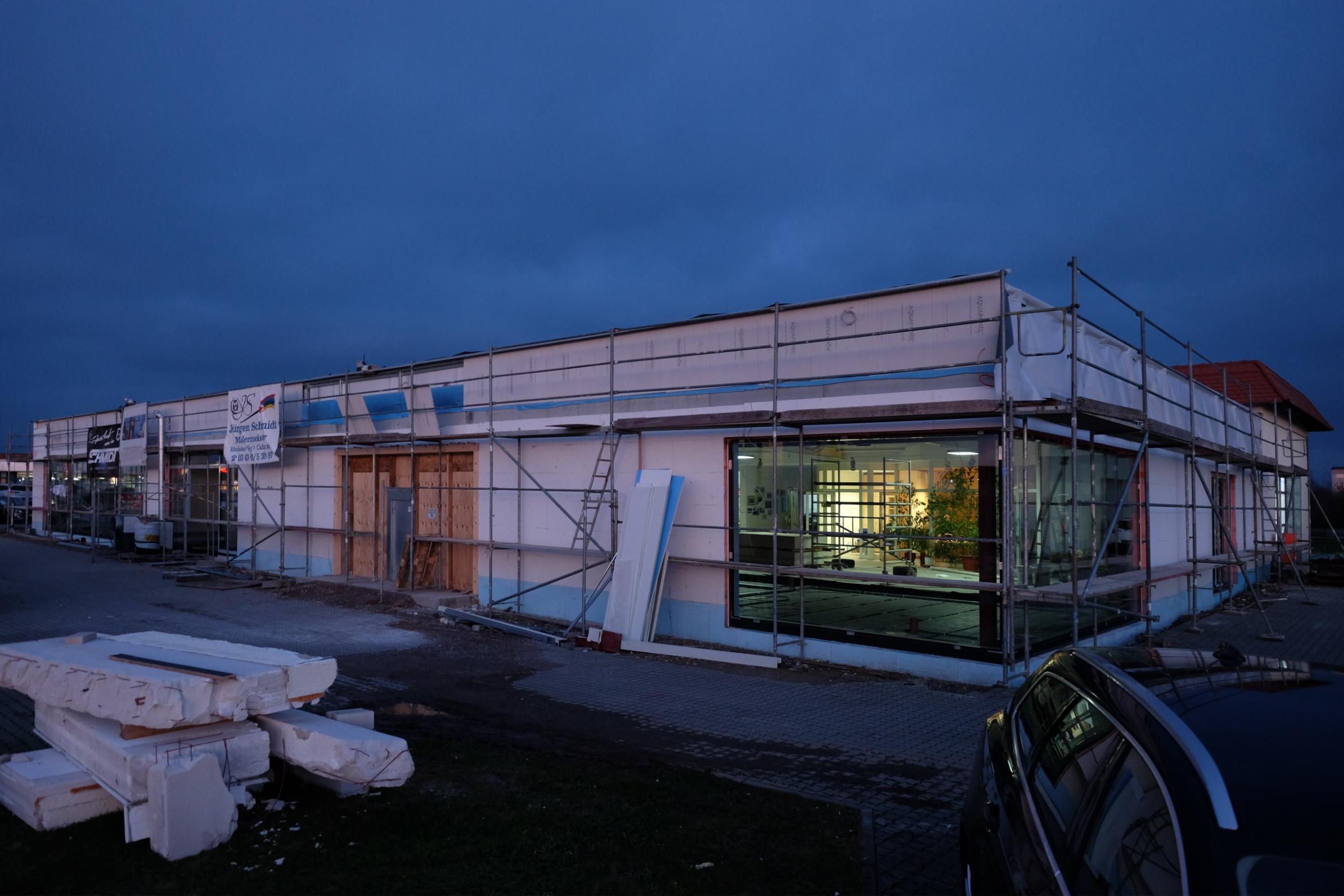 Blaue Stunde | Foto: BPS architektur