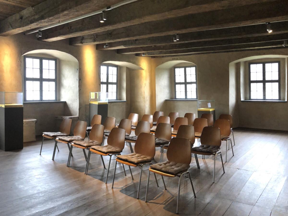 Kloster Buch_Abthaus_Museumsraum1 - Foto: Maik Schroeder