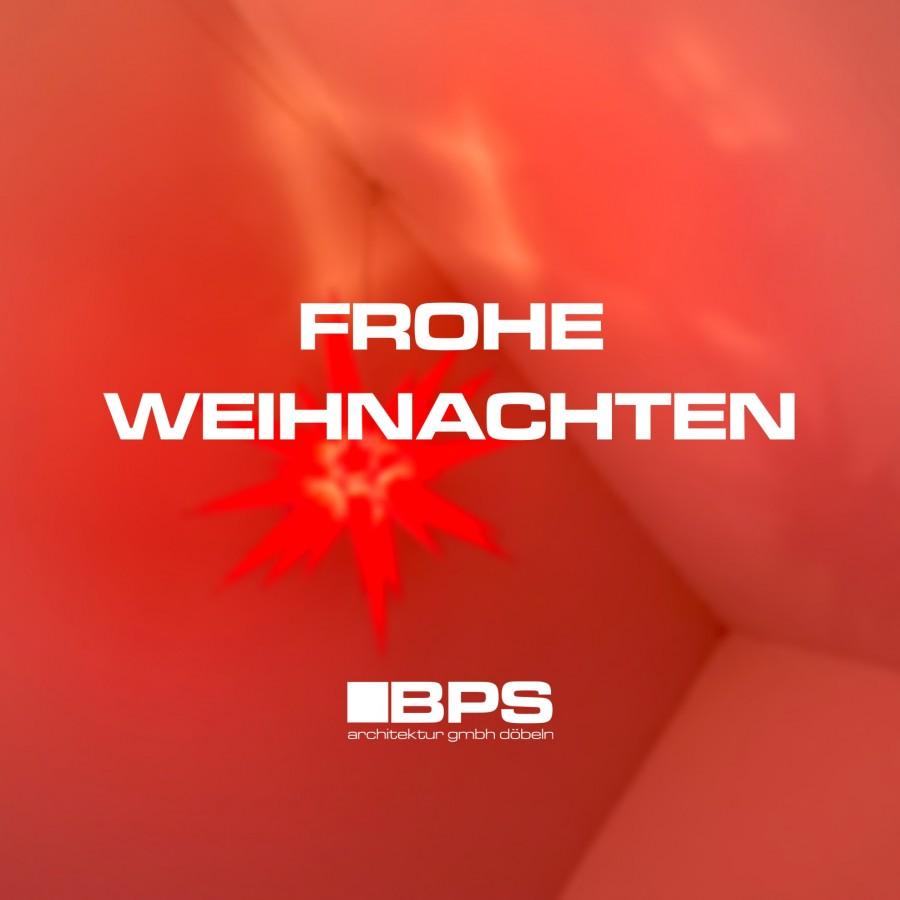 BPS architektur - Weihnachtsgruß